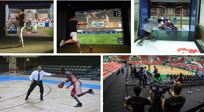Virtual Reality for Sports – The Next Big Thing?