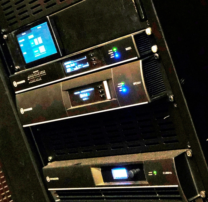 Dynacord MXE5 brings smart control to sound system solution in multi-purpose meeting venue