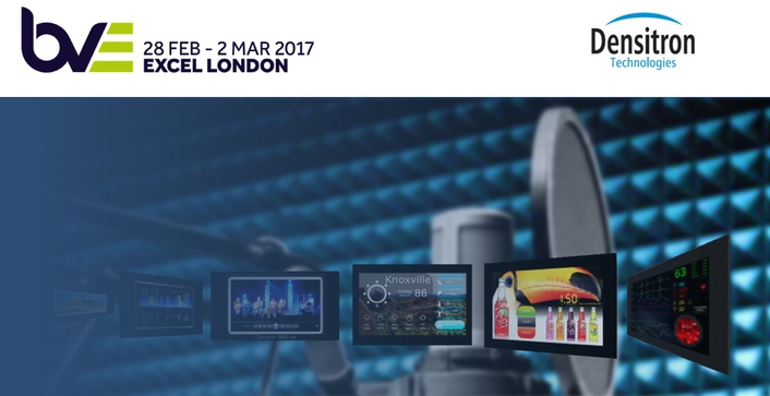 Densitron makes its debut appearance at BVE2017