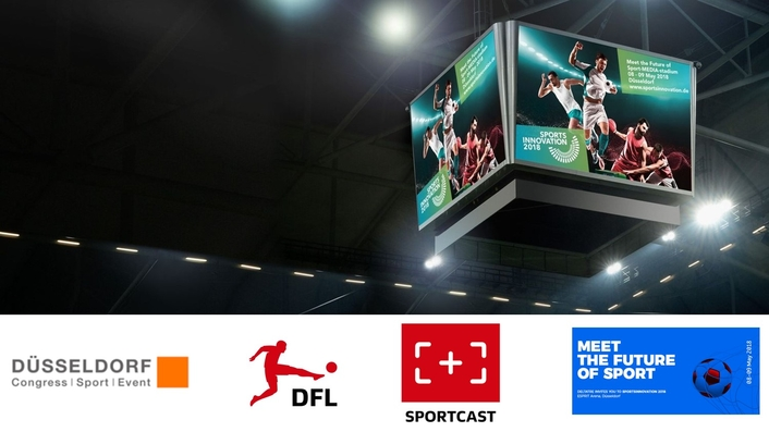 SportsInnovation 2018 in Düsseldorf