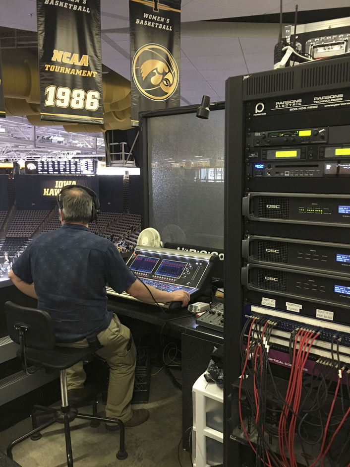 The University's technology representative, Sound Concepts, knew that the school prized the ability to go the distance so it specified the DiGiCo S21 for its reliability as well as its cost-effectiveness