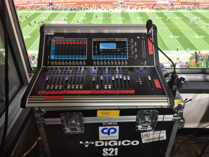Leading supplier of cutting-edge technology rentals to the broadcast industry has acquired 17 DiGiCo S21 desks for clients including Fox Sports and CBS Sports for upcoming NFL and college football broadcasts and more