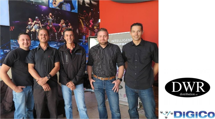 DiGiCo announces new South African distribution
