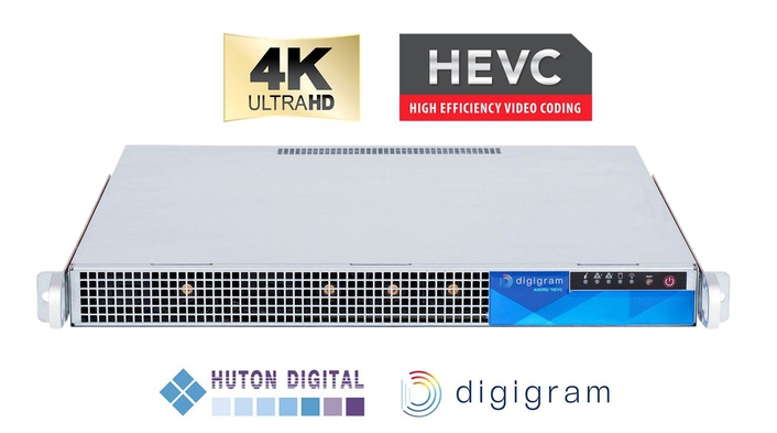 Huton Digital to Serve as Digigram Partner in South Korea