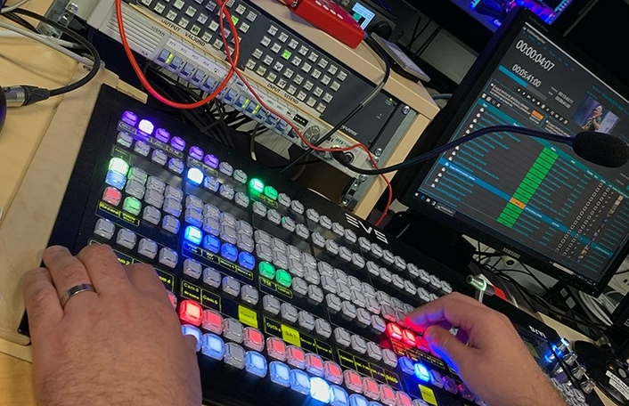 KANAL 2 ESTONIA SWITCHES TO DYVI PRODUCTION SWITCHER