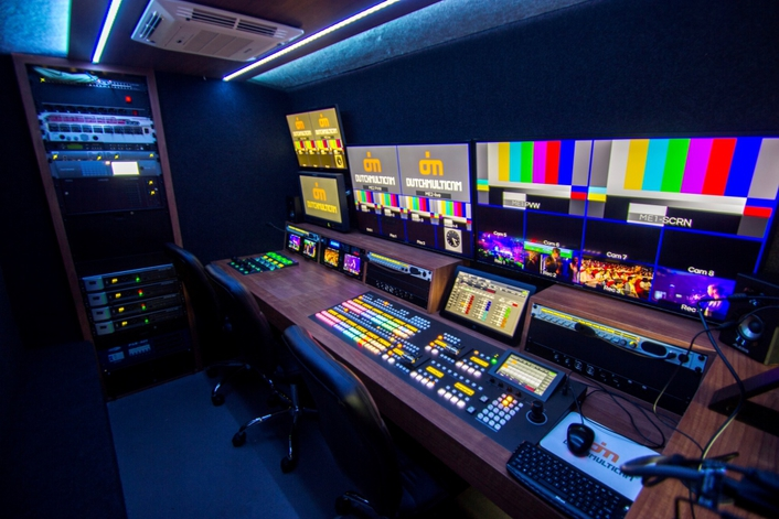 Yamaha TF3 Hits The Road With New Dutch Outside Broadcast Facility