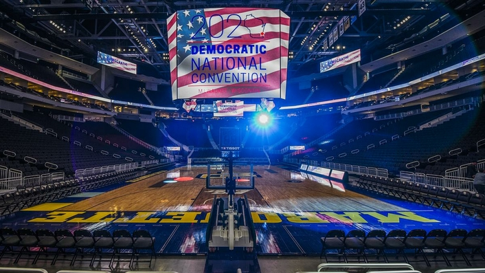 LTN Global powered interactive production at the 2020 Democratic National Convention