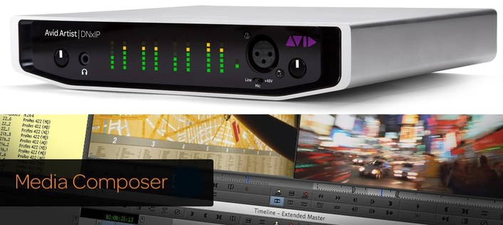 New Device Based on AJA Io IP Technology Streamlines Professional I/O with Avid Media Composer for IP Workflows