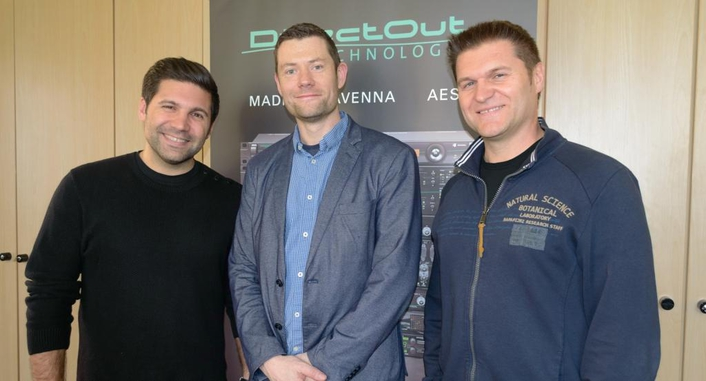 DirectOut expands sales and support