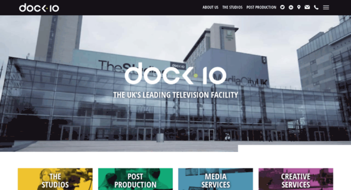 dock10 unleashes UHD/HDR production capabilities  with major investment in Sony HDC-3500 4K system cameras