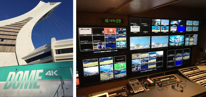 Grass Valley Makes 4K a Reality for Broadcasters Around the World