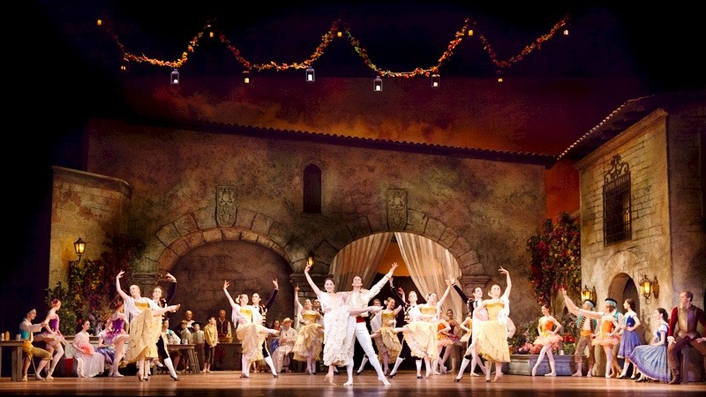 """Pennsylvania Ballet World Premiere of """"Don Quixote"""" Features Clay Paky Alpha Spots and Profiles"""