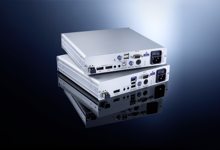 Cutting-edge KVM technology for flawless interoperability and compatibility of AV applications