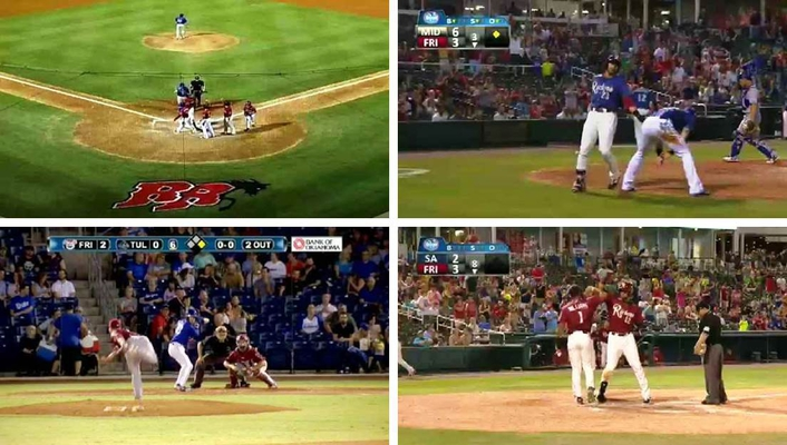 HD Control Room Installed by BeckTV Helps Dr Pepper Ballpark and MiLB Frisco RoughRiders Score Big With Fans