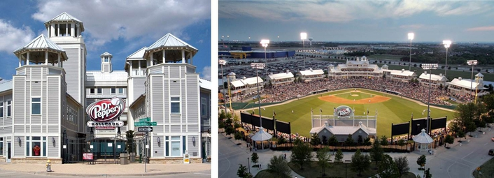 Dr Pepper Ballpark and MiLB Frisco RoughRiders Score Big With Fans