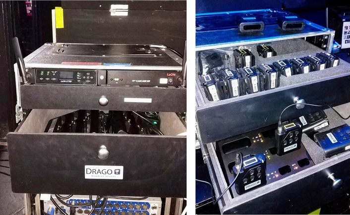Drago Broadcast Services Implements LaON Wireless Intercom Systems for Live Theatre Production