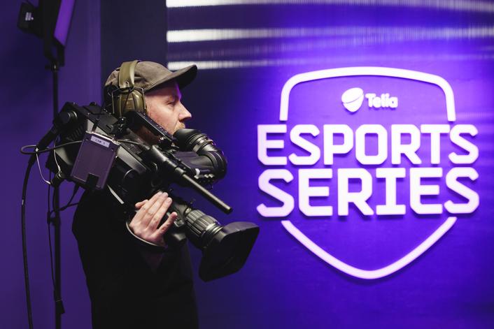 Broadcast Solutions Designed Virtual Reality Solution for Telia Esports League