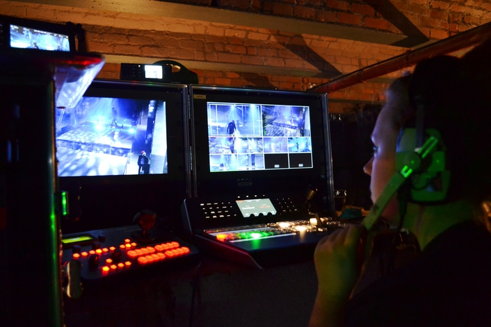 Manchester International Festival Powered by Blackmagic Design