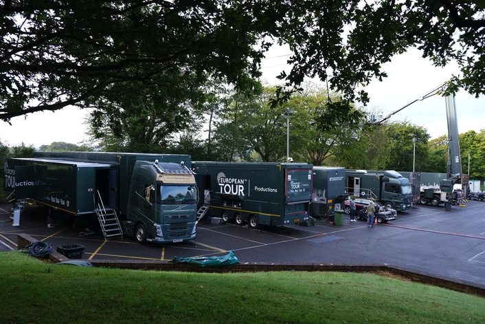 CTV invests in PHABRIX Qx and Sx for new ST2110 OB truck and IP workflows for The European Golf Tour