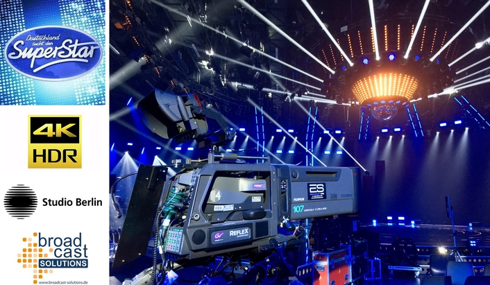 DSDS Final in UHD / HDR