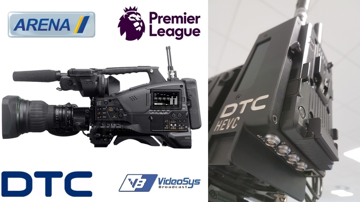 DTC Domo Broadcast and VideoSys Broadcast help complete first live 4K over RF broadcast