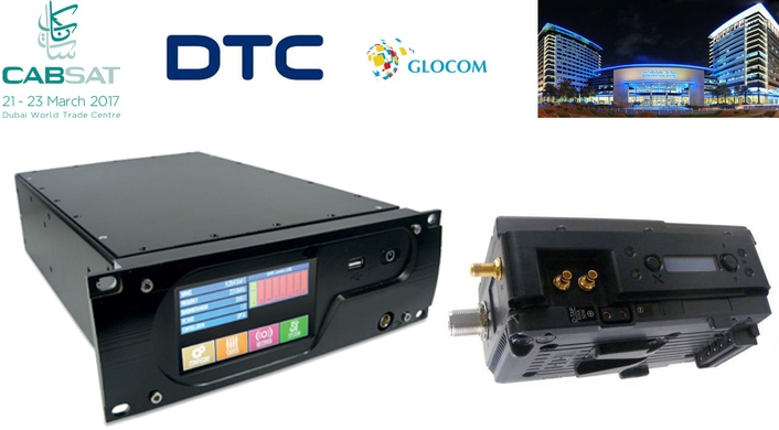 DTC Domo Broadcast to feature ground-breaking connectivity at CABSAT2017