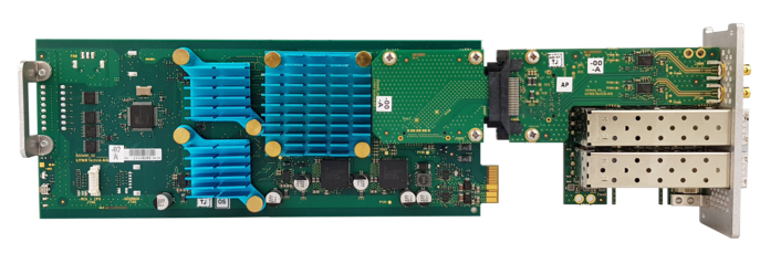 LYNX Technik Announced 8K SDI <> Fiber Converter at IBC2019