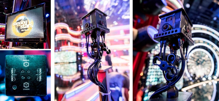 "Teradek Sphere live 360 on ""Dancing with the Stars"" Season Finale"