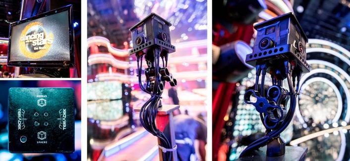 "Teradek Sphere live 360 on ""Dancing with the Stars"" Season Finale"