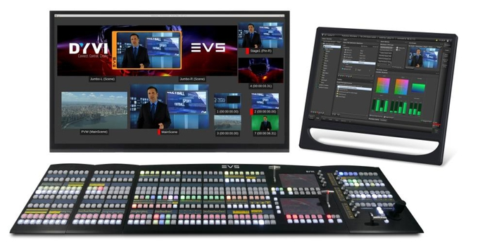EVS brings 4K replay production and remote content access to BVE2017
