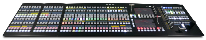 How EVS' Dyvi Switcher Empowers WDR to deliver story-first live sports programming