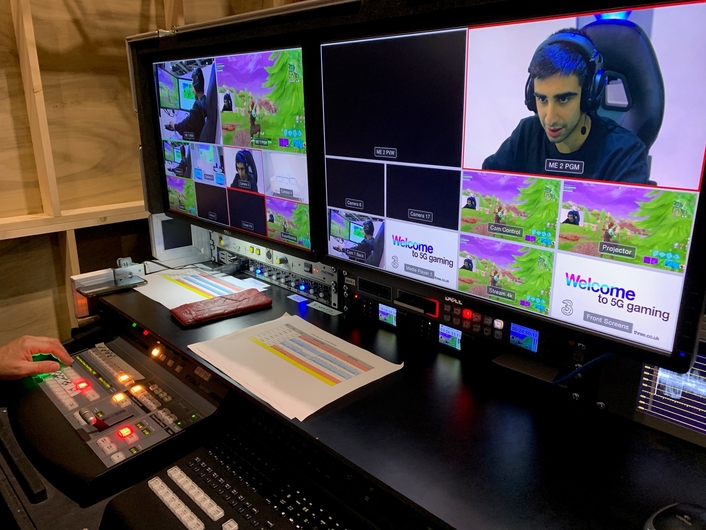 Blackmagic Design Powers World's First 4K esports Live Broadcast Over 5G