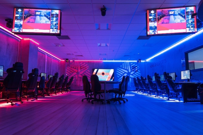 Esports Hub Launches Staffordshire University into a New League
