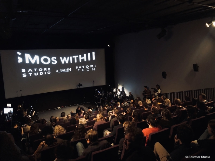 Cosmos Within Us success births immersive new genre, Performative-R