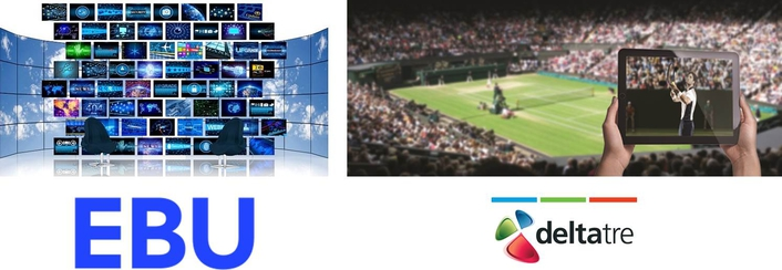 Digital and broadcast sports specialist deltatre has signed a deal with top public service media alliance, European Broadcasting Union (EBU)