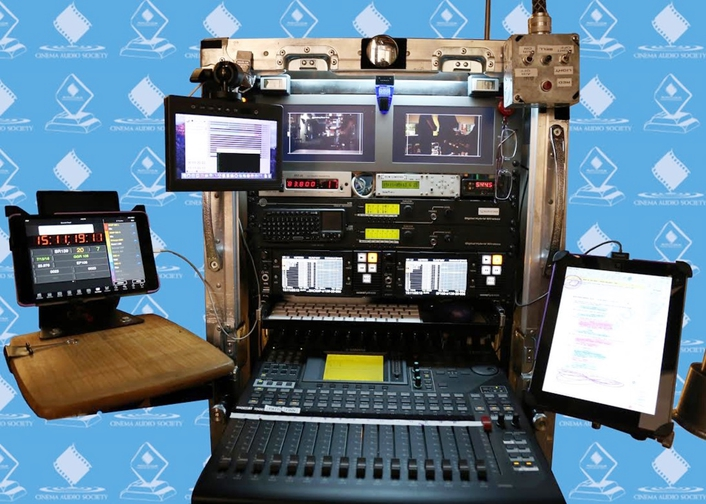 Robust, 64-Track Dante® and MADI-Equipped Multi-Track Audio Recorder Provides  Ease of Operation and Reliability on the Set of CBS Sitcom, Life in Pieces