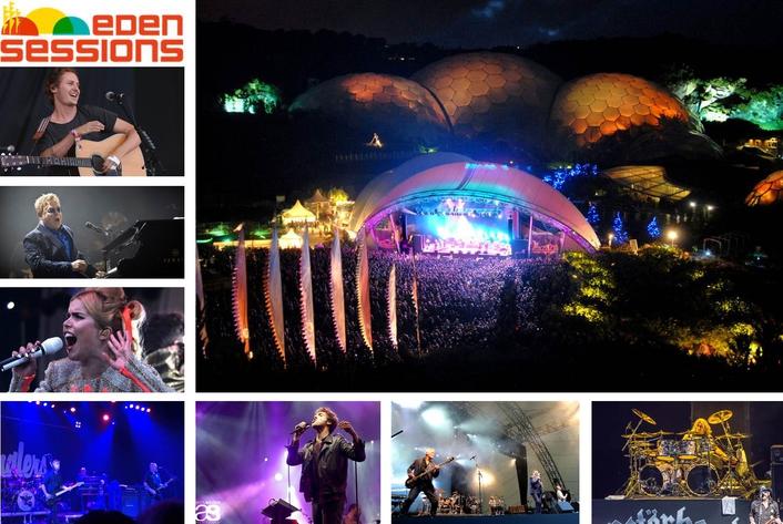Ben Howard Paolo Nutini Elton John Motörhead Paloma Faith Spandau Ballez The Stranglers