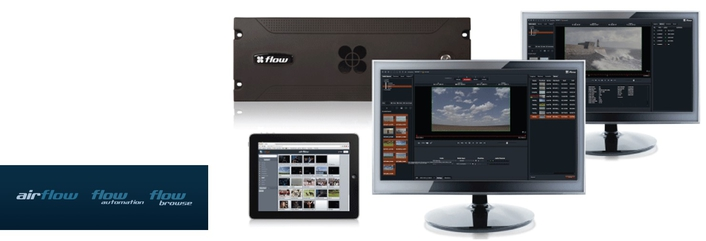 XStream EFS distributed storage and Flow production asset management provide the foundation for 4K, UHD and Virtual Reality content; new hybrid workflows make secure cloud collaboration a cost-effective reality