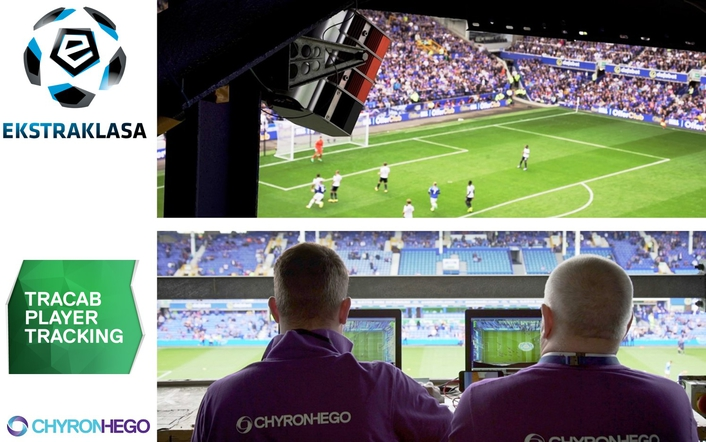 Ekstraklasa, Poland's Top Football League, Chooses ChyronHego's TRACAB