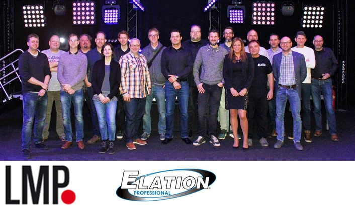 Elation Partners with LMP to Distribute Elation Products in Germany