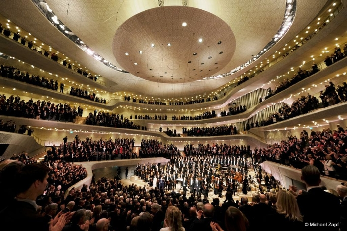 Elbphilharmonie wins AV Award with Lawo Equipment and RAVENNA IP infrastructure