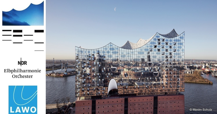 Opening Concert of the Elbphilharmonie Opera House in Hamburg with Lawo