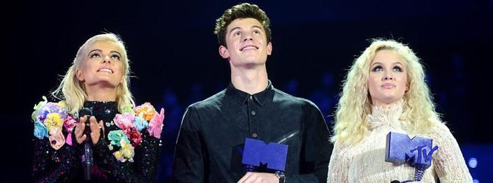 Sennheiser supports Britannia Row at its 20th MTV EMAs