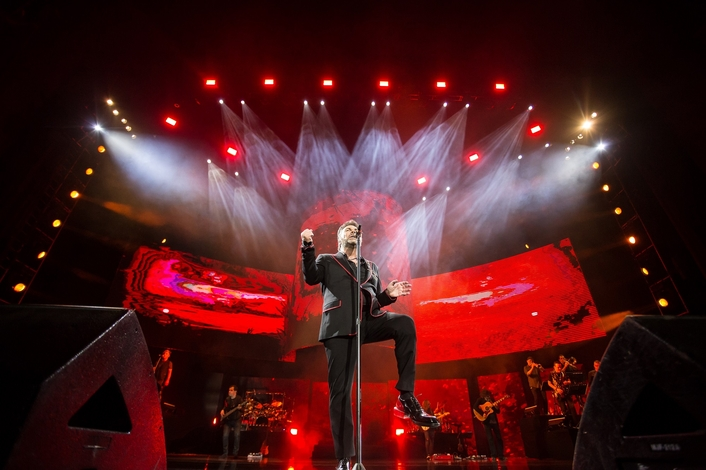 Elation for latest tour by renowned Mexican singers Emmanuel & Mijares