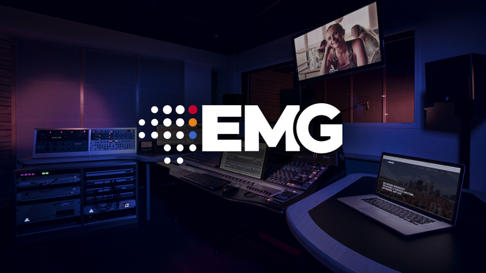 Euro Media Group becomes EMG and unveils a new visual identity