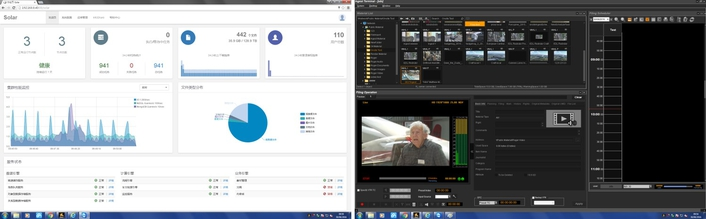 Enabling advanced cloud native media operations