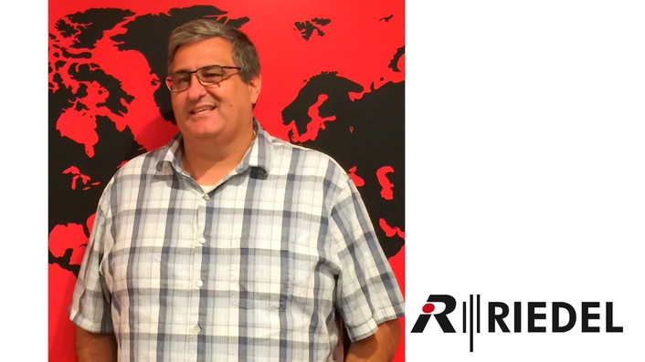 Endi A. Maricevic Joins Riedel as North America Service Manager