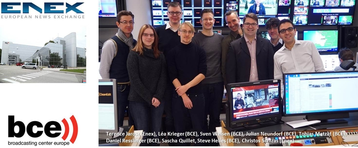 Enex upgrades its complete workflow to HD