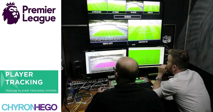 English Premier League Signs On to Three More Seasons With ChyronHego's TRACAB