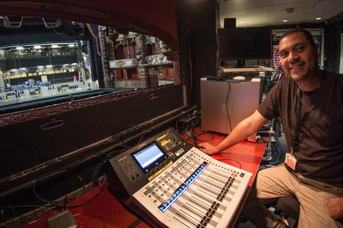 English National Opera Invests In Yamaha TF1